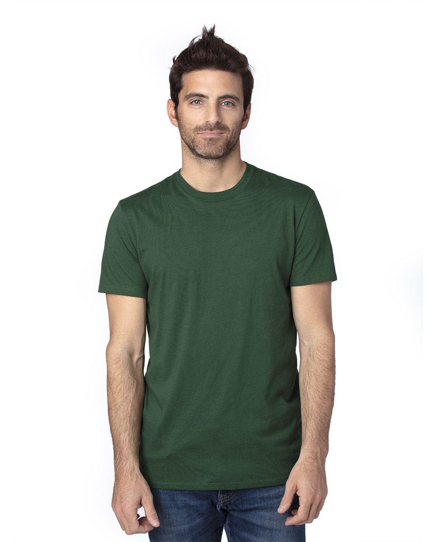 Threadfast Apparel Unisex Ultimate T-Shirt FOREST GREEN