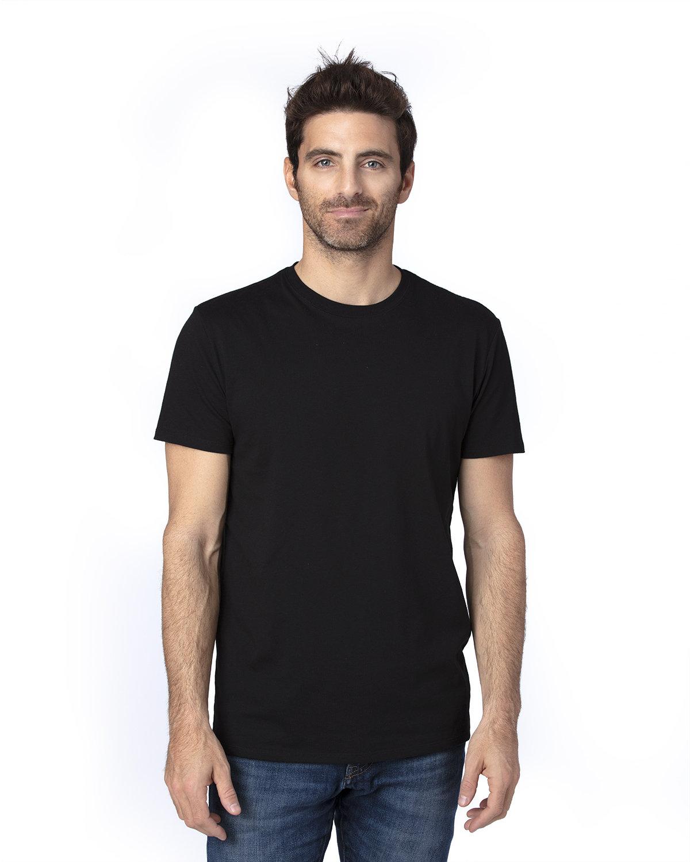 Threadfast Apparel Unisex Ultimate T-Shirt RFID BLACK