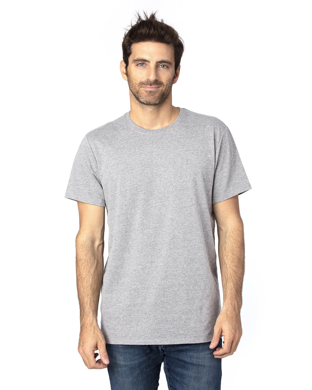 Threadfast Apparel Unisex Ultimate T-Shirt RFID HTHR GREY