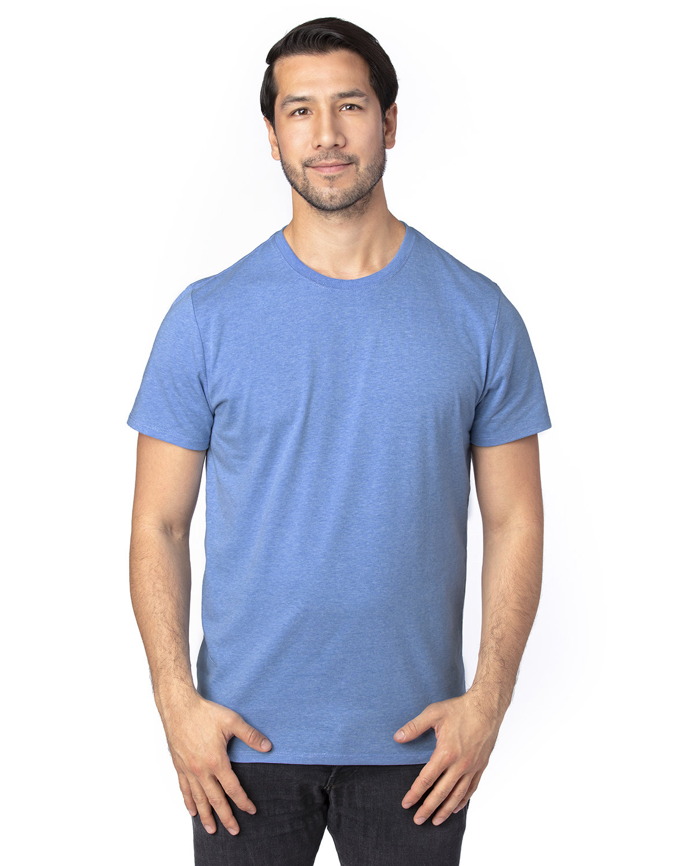 Threadfast Apparel Unisex Ultimate T-Shirt ROYAL HEATHER