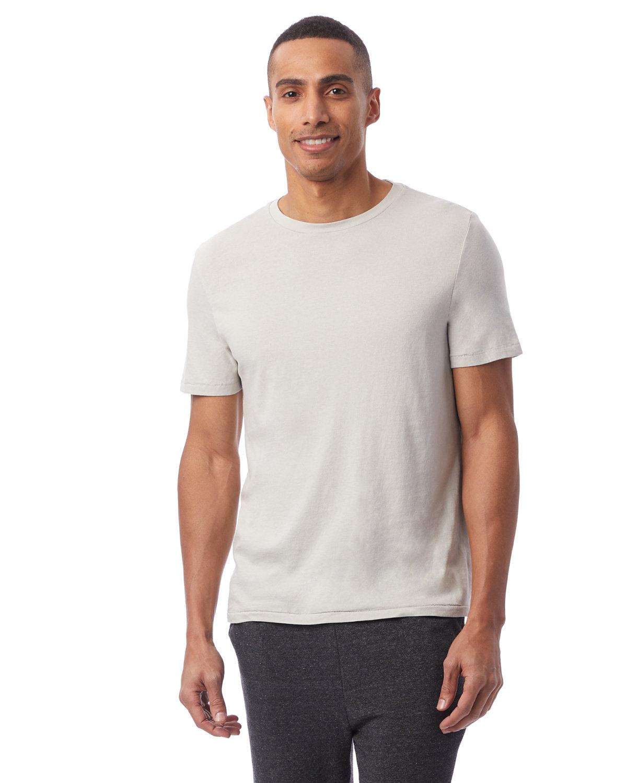 Alternative Unisex Outsider T-Shirt LIGHT GREY