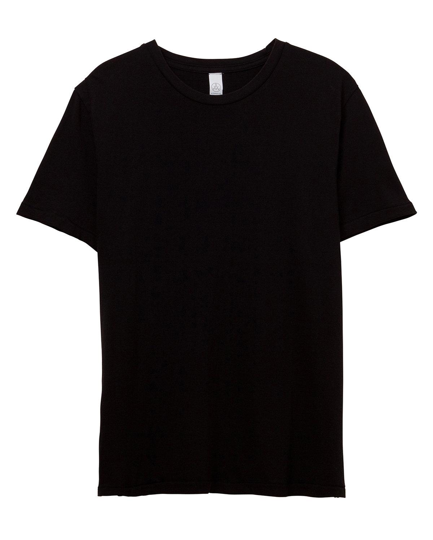Alternative Unisex Outsider T-Shirt BLACK