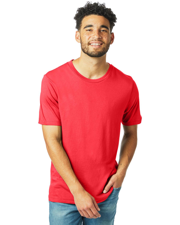 Alternative Unisex Outsider T-Shirt RED