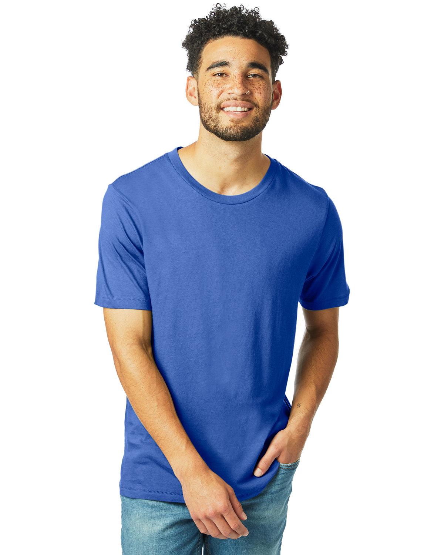 Alternative Unisex Outsider T-Shirt ROYAL