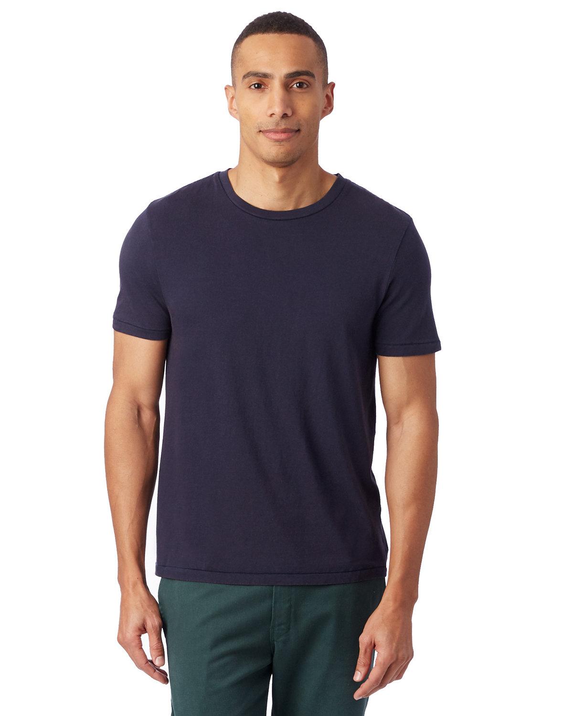 Alternative Unisex Outsider T-Shirt NAVY