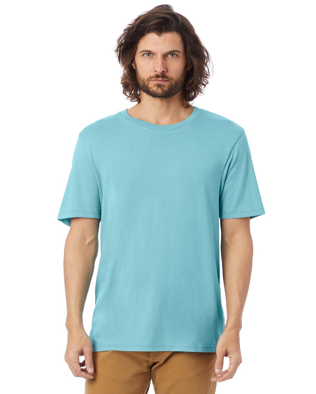 Alternative Unisex Outsider T-Shirt AQUA