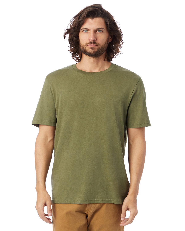 Alternative Unisex Outsider T-Shirt ARMY GREEN