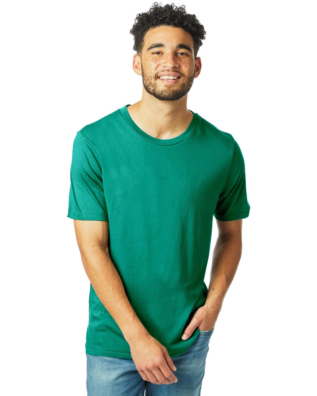 Alternative Unisex Outsider T-Shirt GREEN