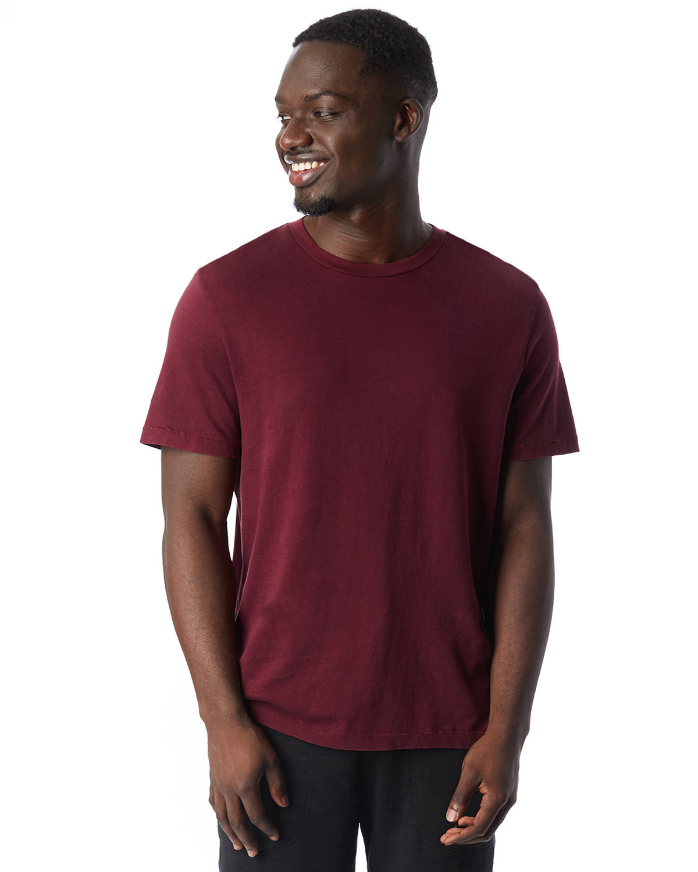 Alternative Unisex Outsider T-Shirt CURRANT