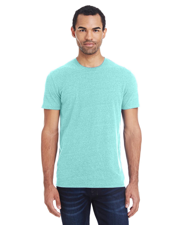 Threadfast Apparel Unisex Triblend Short-Sleeve T-Shirt MINT TRIBLEND