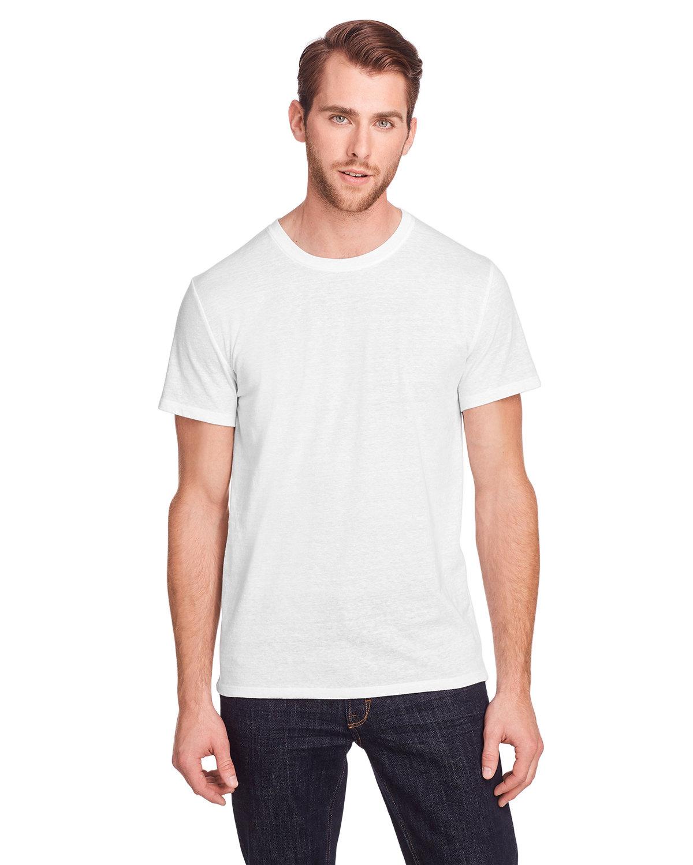 Threadfast Apparel Unisex Triblend Short-Sleeve T-Shirt SOLID WHT TRBLND