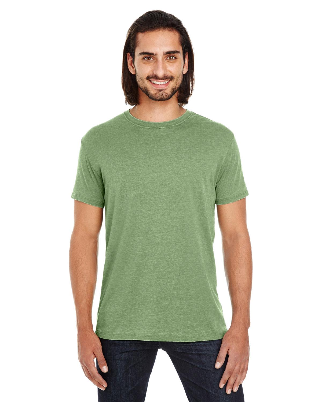 Threadfast Apparel Unisex Vintage Dye Short-Sleeve T-Shirt VINTAGE GRASS
