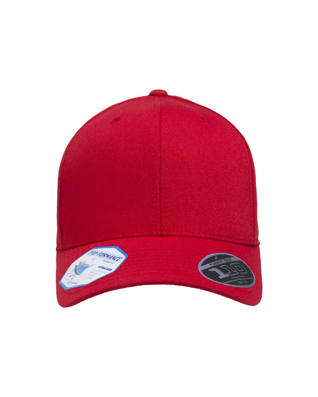 Flexfit Adult Pro-Formance® Solid Cap RED