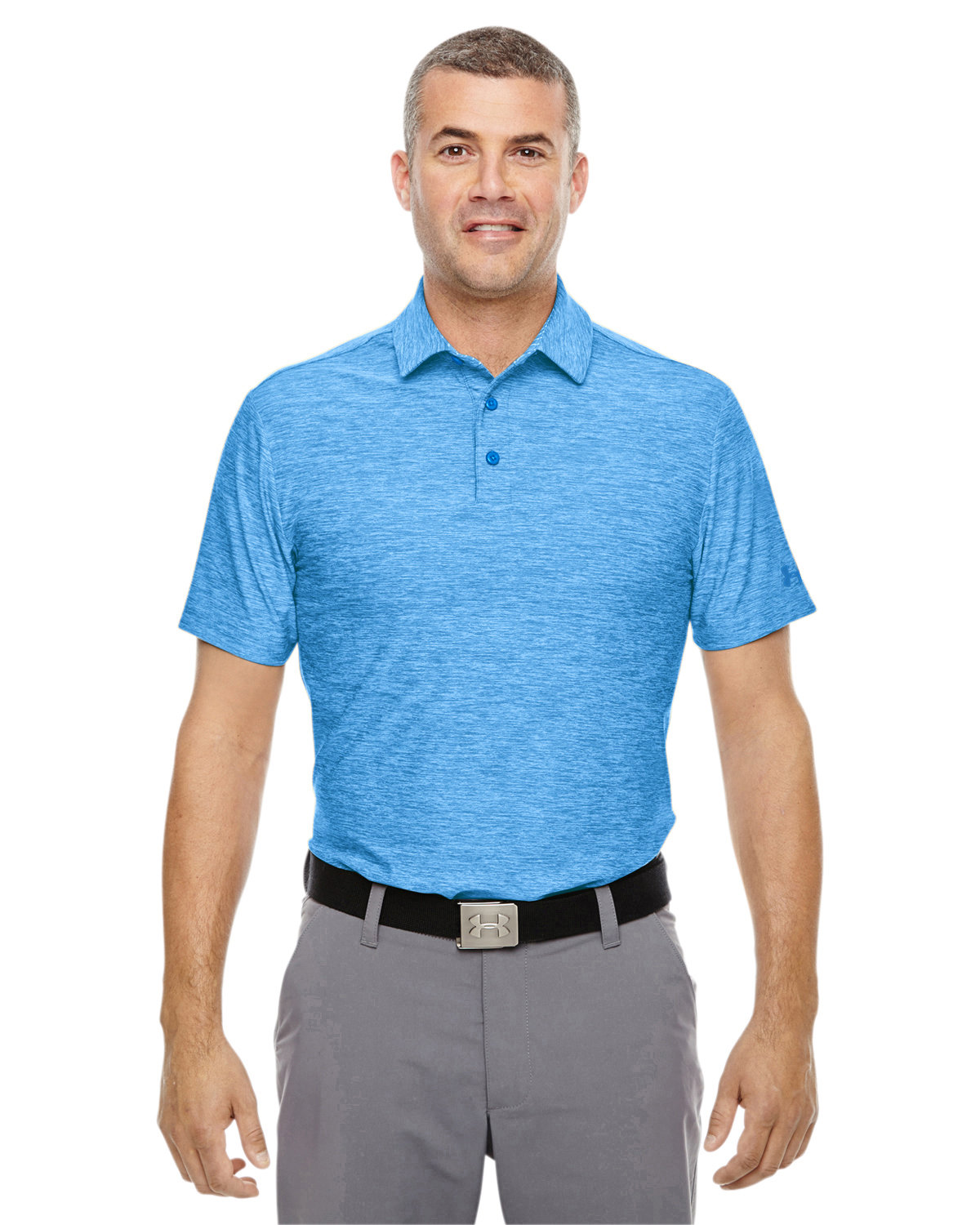 Under Armour SuperSale Men's Playoff Polo BLUE JET _405