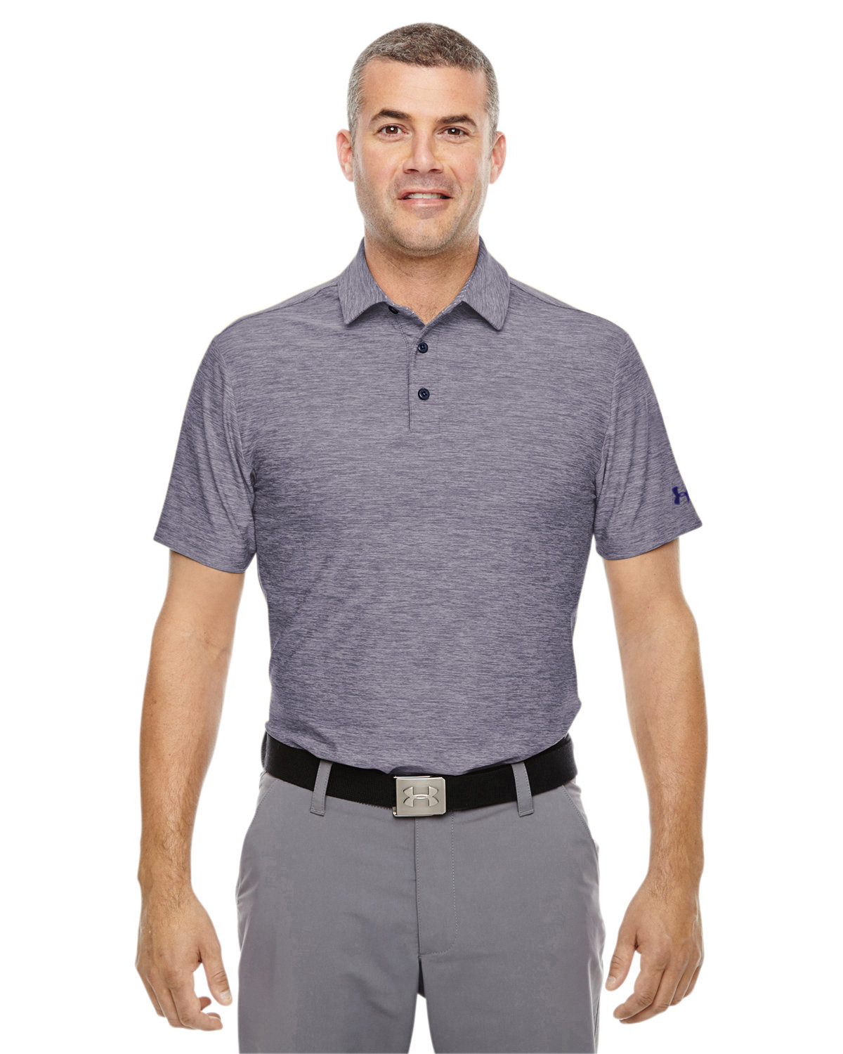 Under Armour SuperSale Men's Playoff Polo GSBRY PRP TW _500