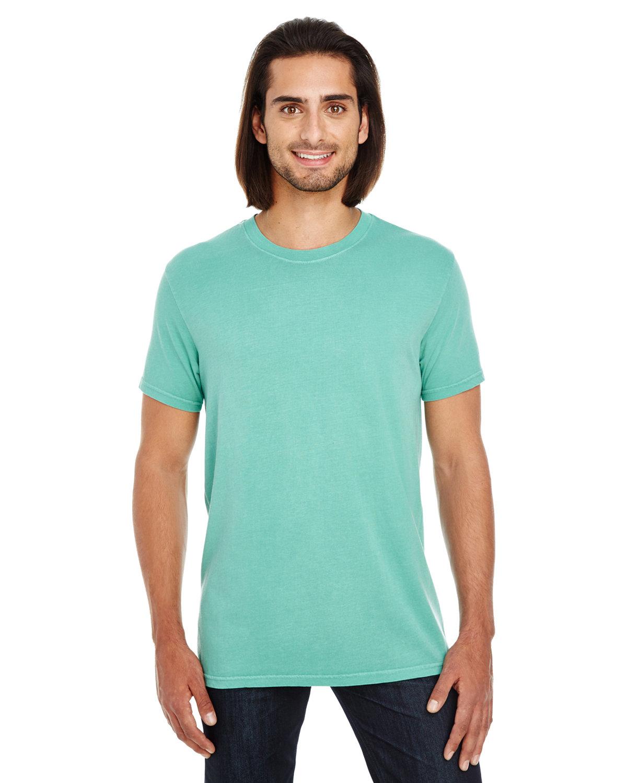 Threadfast Apparel Unisex Pigment-Dye Short-Sleeve T-Shirt SEAFOAM