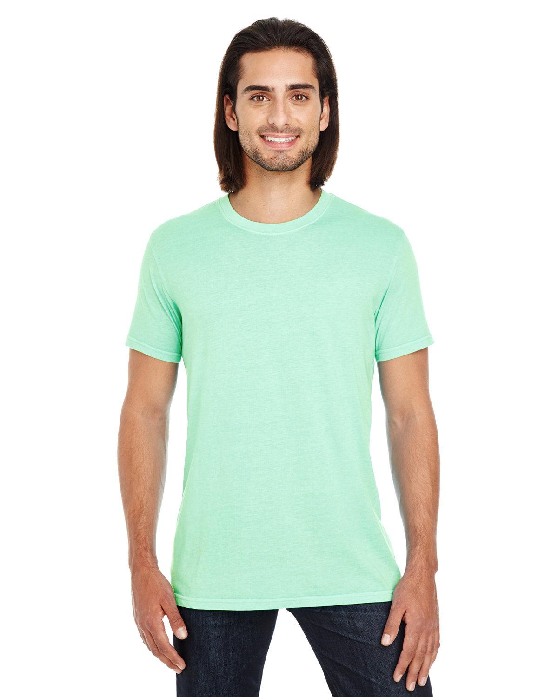 Threadfast Apparel Unisex Pigment-Dye Short-Sleeve T-Shirt MINT