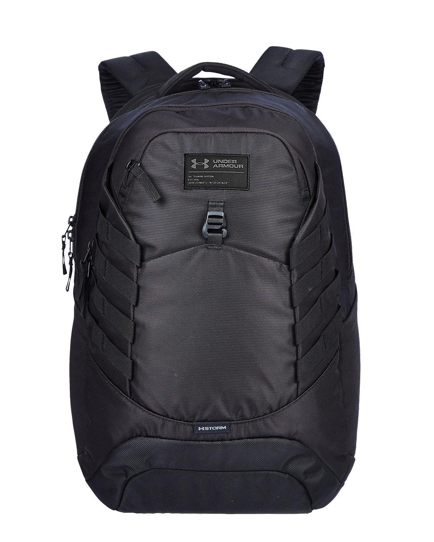 Under Armour SuperSale Unisex Corporate Hudson Backpack BLK/ BLK/ BK _00