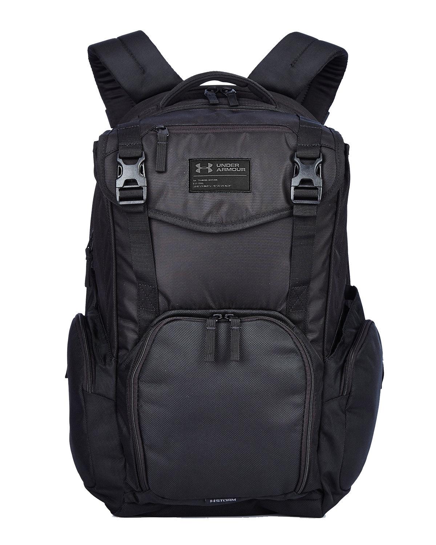 Under Armour SuperSale Unisex Corporate Coalition Backpack BLK/ BLK/ BK _00