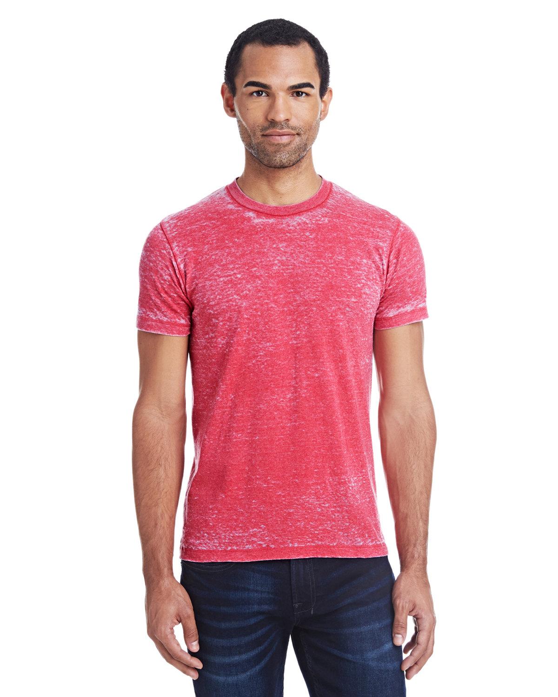 Tie-Dye Adult Acid Wash T-Shirt RUBY