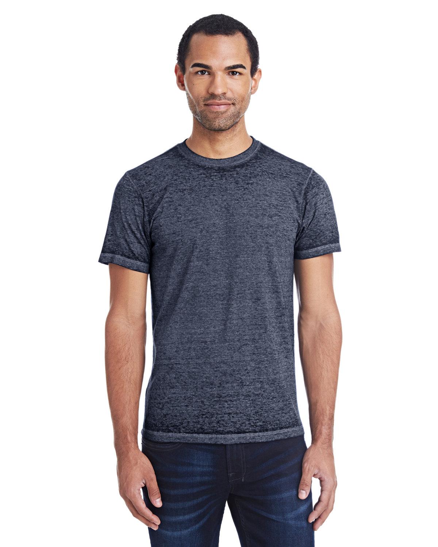 Tie-Dye Adult Acid Wash T-Shirt DENIM