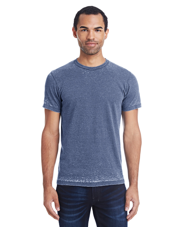 Tie-Dye Adult Acid Wash T-Shirt ARTIC GREY
