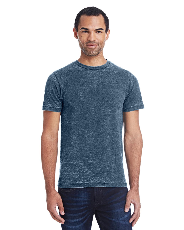 Tie-Dye Adult Acid Wash T-Shirt RUSSIAN BLUE