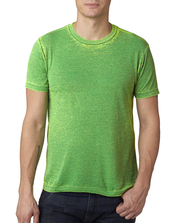Tie-Dye Adult Acid Wash T-Shirt SUMMER GREEN
