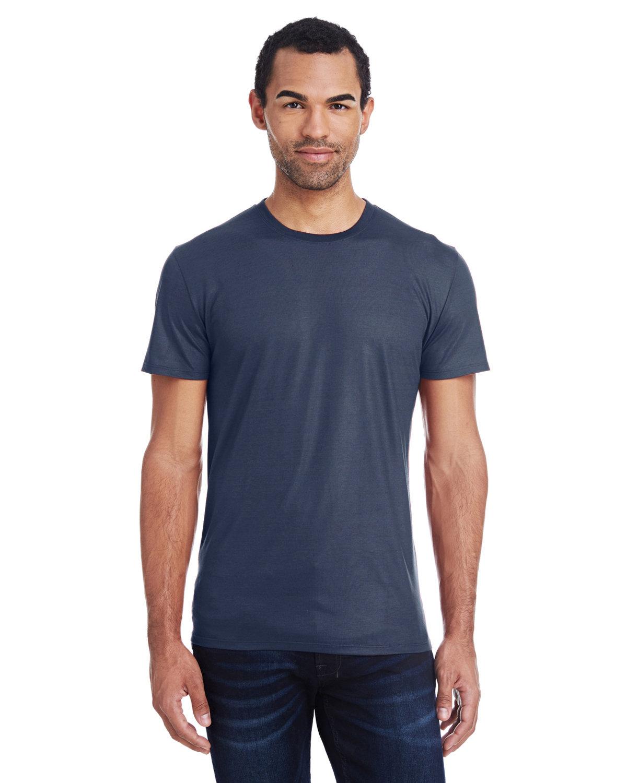 Threadfast Apparel Men's Liquid Jersey Short-Sleeve T-Shirt LIQUID NAVY