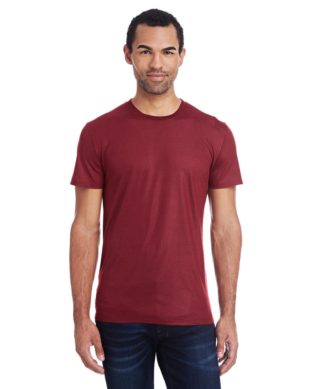 Threadfast Apparel Men's Liquid Jersey Short-Sleeve T-Shirt LIQUID CARDINAL