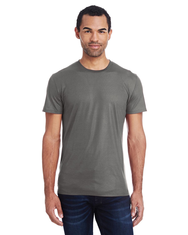 Threadfast Apparel Men's Liquid Jersey Short-Sleeve T-Shirt LIQUID COAL