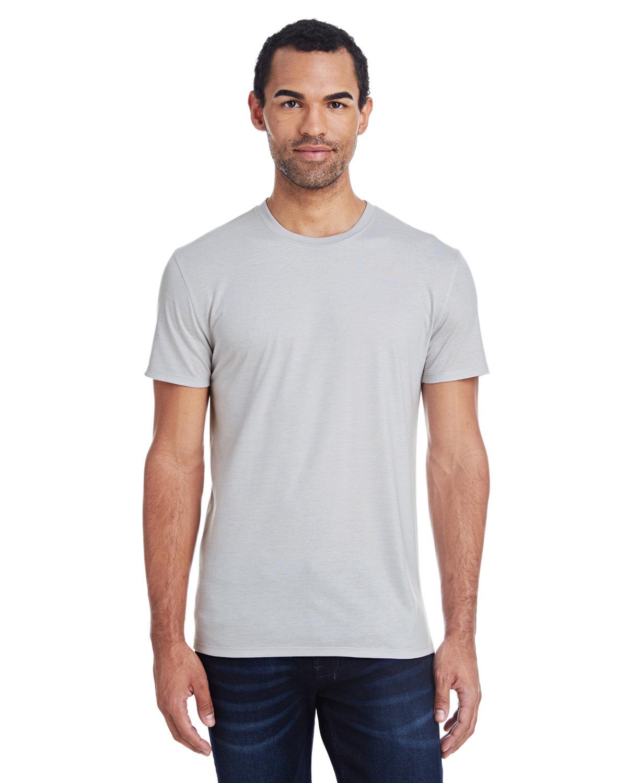 Threadfast Apparel Men's Liquid Jersey Short-Sleeve T-Shirt LIQUID SILVER