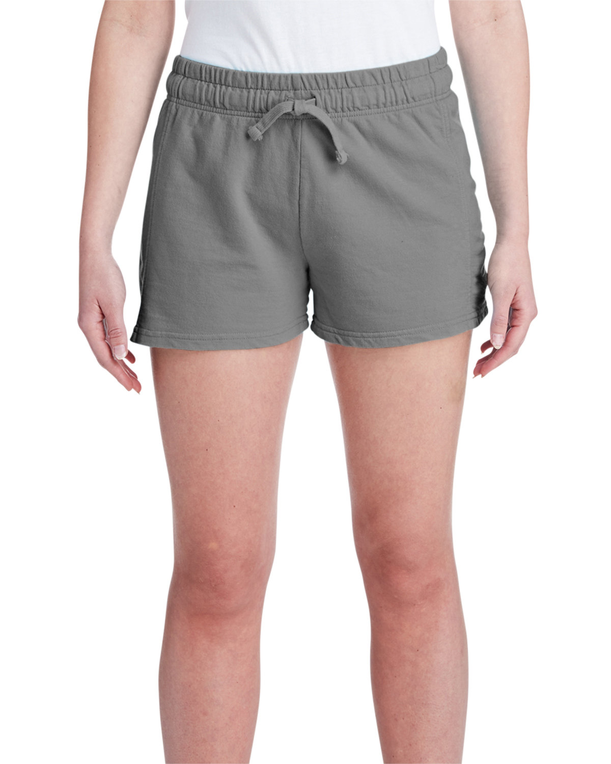 Comfort Colors Ladies' French Terry Short GREY