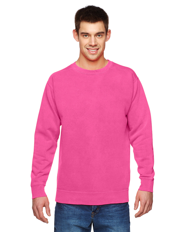 Comfort Colors Adult Crewneck Sweatshirt CRUNCHBERRY