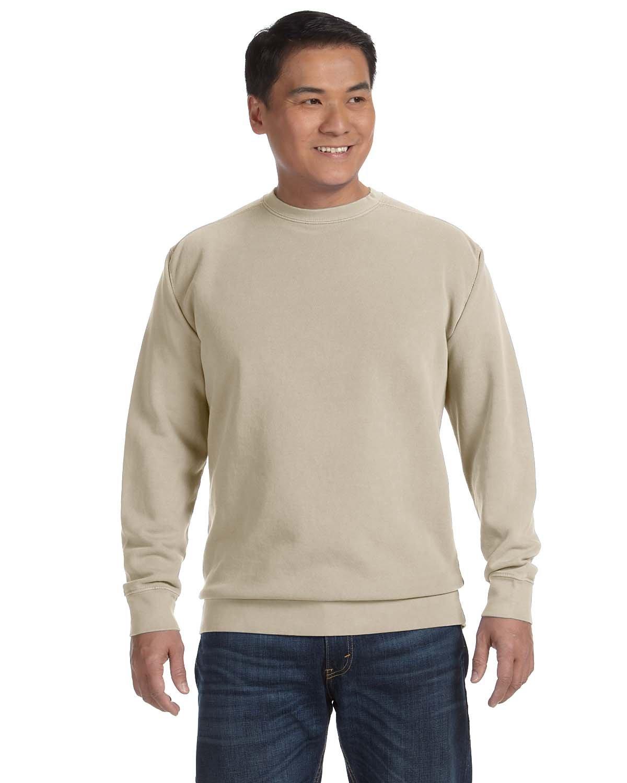 Comfort Colors Adult Crewneck Sweatshirt SANDSTONE