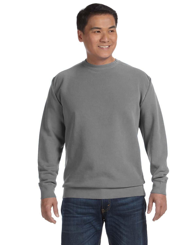 Comfort Colors Adult Crewneck Sweatshirt GREY