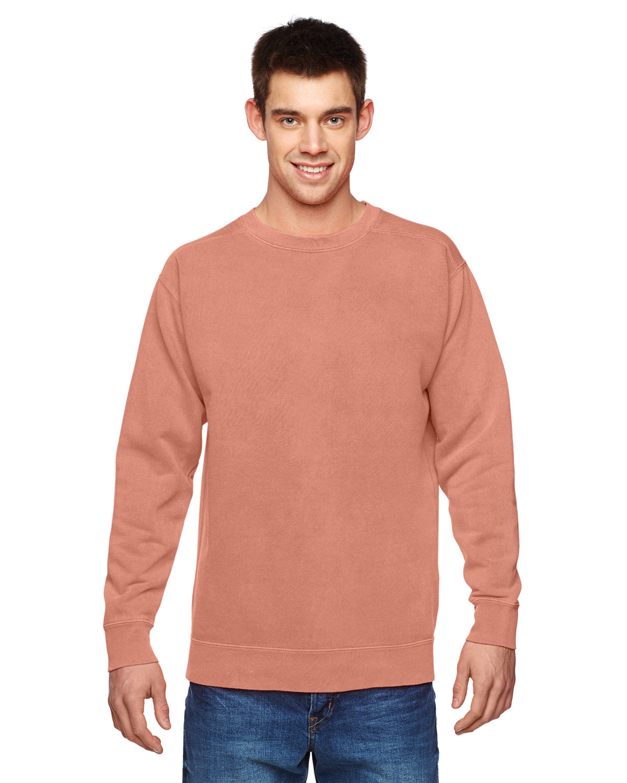 Comfort Colors Adult Crewneck Sweatshirt TERRACOTA