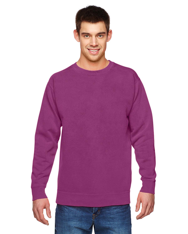Comfort Colors Adult Crewneck Sweatshirt BOYSENBERRY