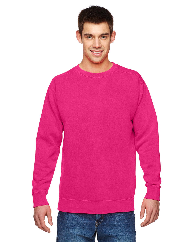 Comfort Colors Adult Crewneck Sweatshirt HELICONIA