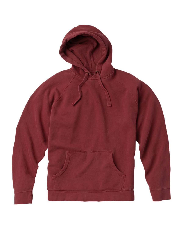 Comfort Colors Adult Hooded Sweatshirt CRIMSON