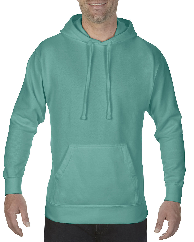 Comfort Colors Adult Hooded Sweatshirt SEAFOAM