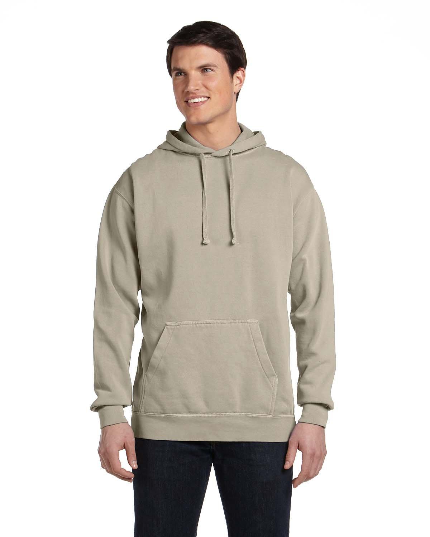 Comfort Colors Adult Hooded Sweatshirt SANDSTONE