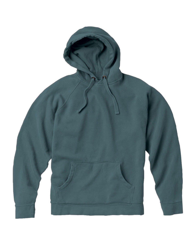 Comfort Colors Adult Hooded Sweatshirt BLUE SPRUCE