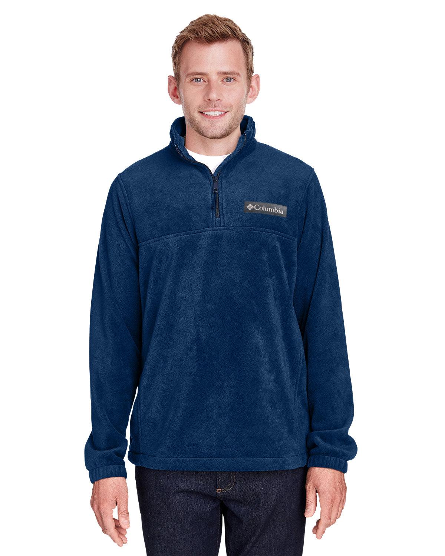 Columbia Men's Steens Mountain™ Half-Zip Fleece Jacket COLLEGIATE NAVY