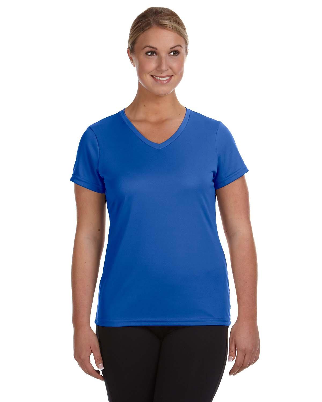 Augusta Sportswear Ladies' NexGen Wicking T-Shirt ROYAL