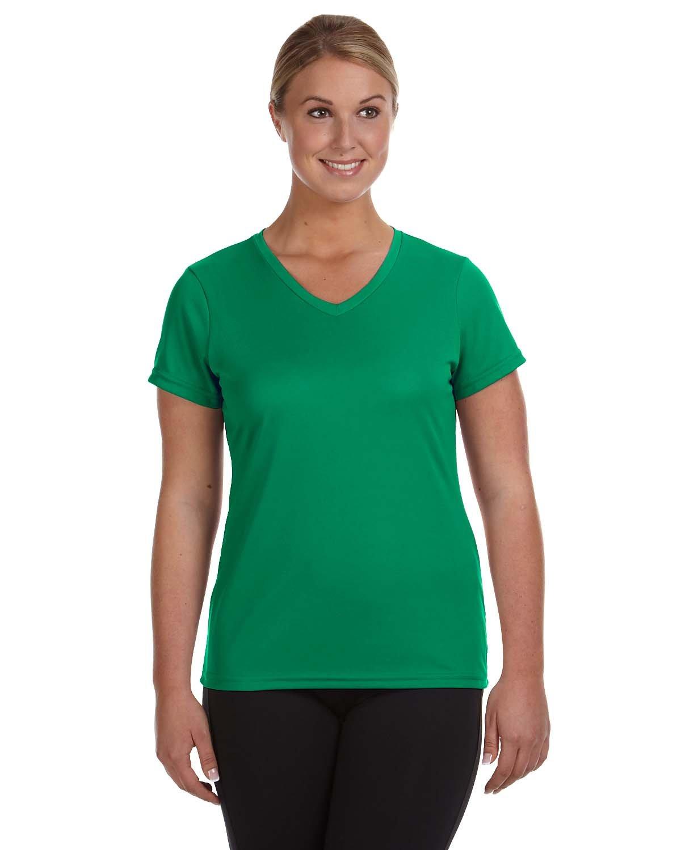 Augusta Sportswear Ladies' NexGen Wicking T-Shirt KELLY