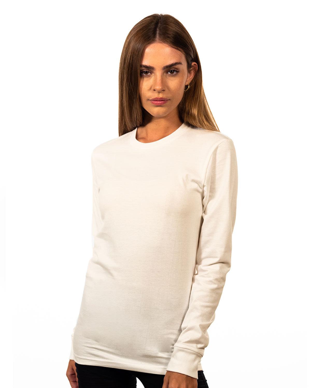 Next Level Unisex Ideal Heavyweight Long-Sleeve T-Shirt NATURAL