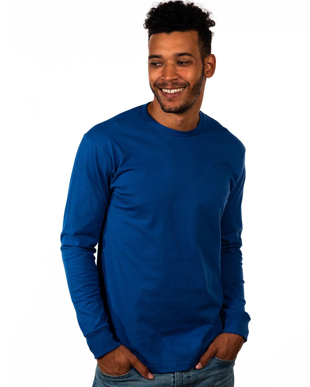 Next Level Unisex Ideal Heavyweight Long-Sleeve T-Shirt ROYAL