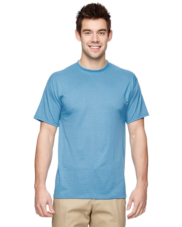 Jerzees Adult DRI-POWER® SPORT Poly T-Shirt LIGHT BLUE