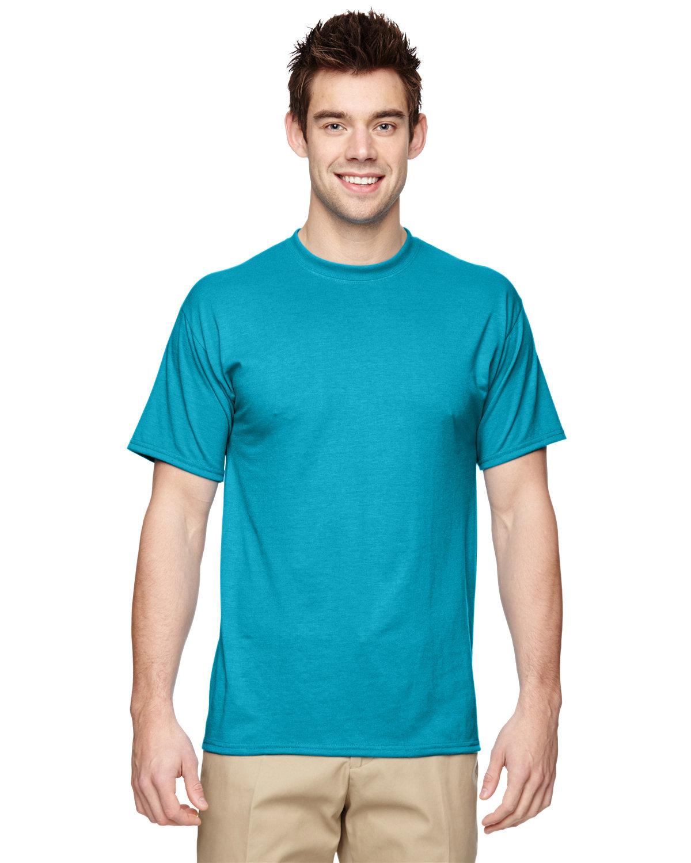 Jerzees Adult DRI-POWER® SPORT Poly T-Shirt CALIFORNIA BLUE